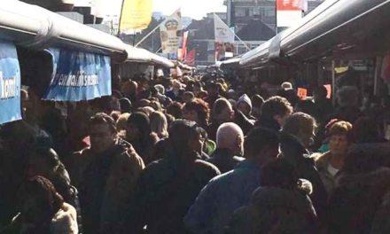 Haagse Markt gesloten op tweede kerstdag