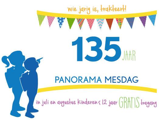 Panorama Mesdag 135 jaar