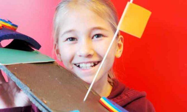 Haags Kinderatelier: Start series in september voor 4 t/m 14 jaar
