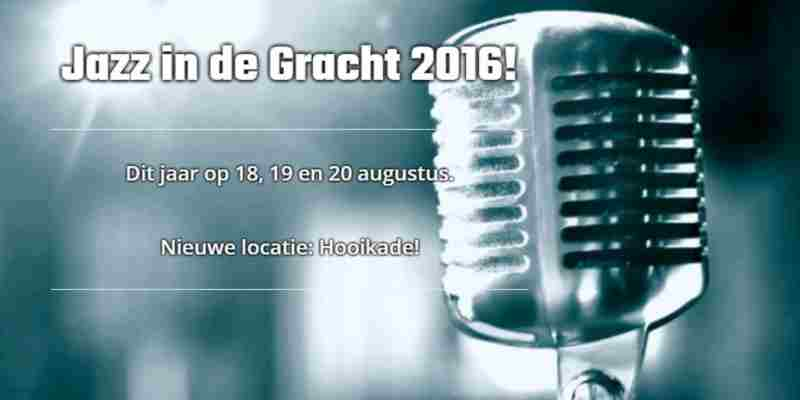 jazz in de gracht 2016