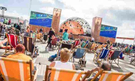 Meer dan 40.000 bezoekers na eerste week Olympic Experience Den Haag