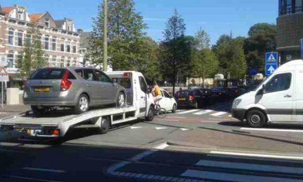 Verkeerschaos door afsluiting tussen Laan van Meerdervoort & Zeestraat