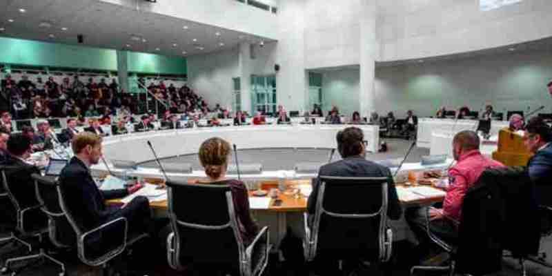 Haagse gemeenteraad