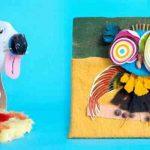 Haags Kinderatelier: Kunstbeesten herfstvakantie (16 t/m 23 oktober)