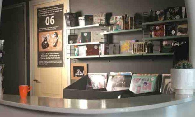 Muziekwinkel Haagsche Kopjes verkoopt puur Haags