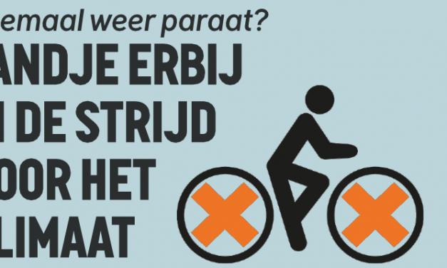 Haagse Fietsparade vraagt gemeente om 'tandje erbij' voor het klimaat
