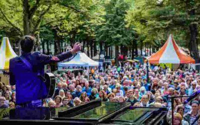 95.000 bezoekers Haags UIT Festival
