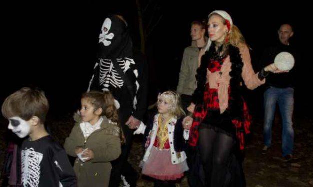 """""""Scouting Brigitta Valentijn overspoelt door griezels"""" – Halloween bij Scouting Brigitta Valentijn"""