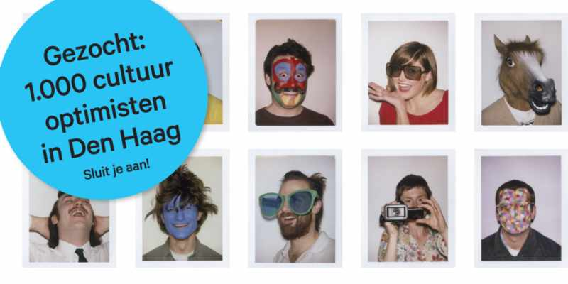 Cultuurplatform We Are Public komt naar Den Haag