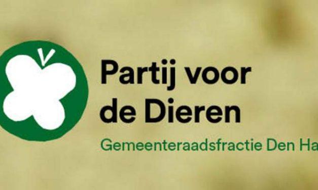 Partij voor de Dieren drukt stempel op Haagse begroting