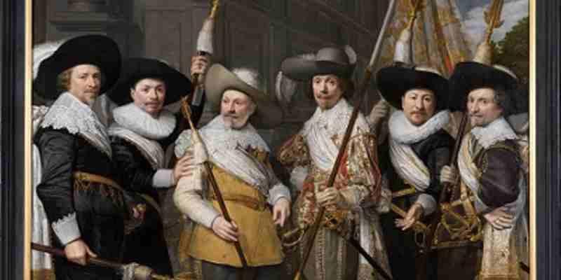 Gratis Lezing Over De Schilder Jan Van Ravesteyn Zeeheldennieuws
