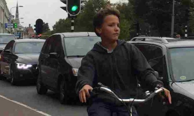 GroenLinks: vieze fietsroutes voor schoolkinderen met spoed aanpakken