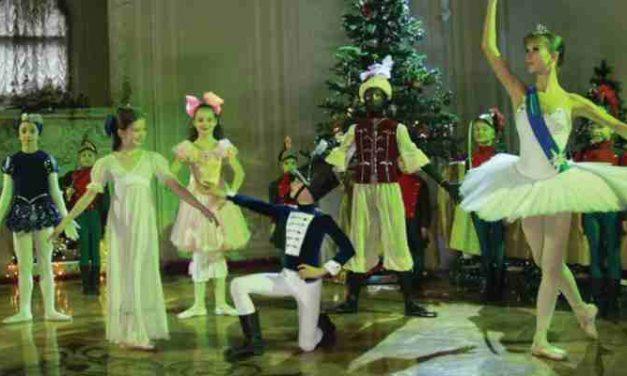 "Zeeheldentheater: The Christmas ""Nutcracker"""