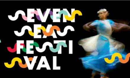Seven Seas Festival: world dance & music | seminar | performances | food | dj's | expo