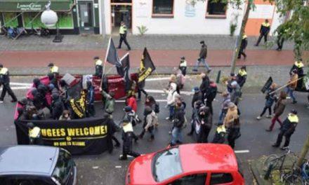 AD: Zeeheldenkwartier boos over betoging
