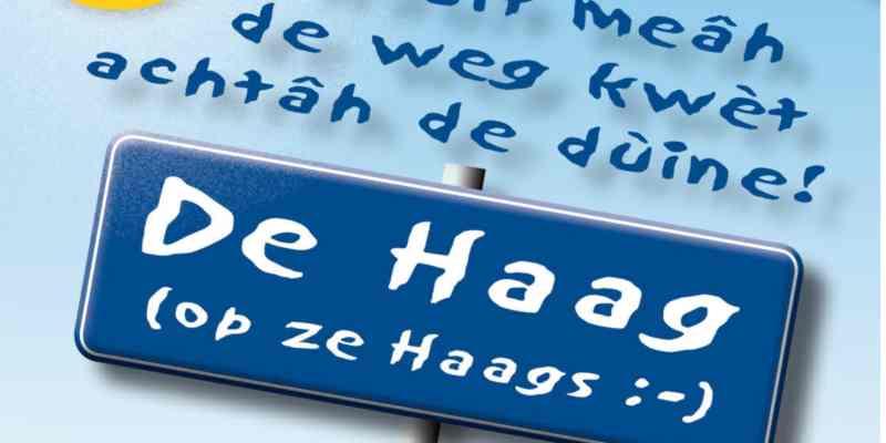 Den Haag is weer een echt Haags product rijker!