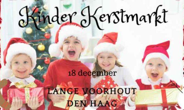 Royal Christmas Fair introduceert Kinderkerstmarkt