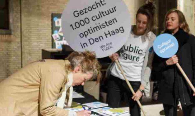 We Are Public verovert Den Haag
