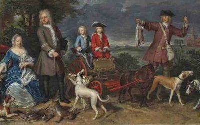 Haags Historisch Museum verwerft schilderij van Gerard Hoet