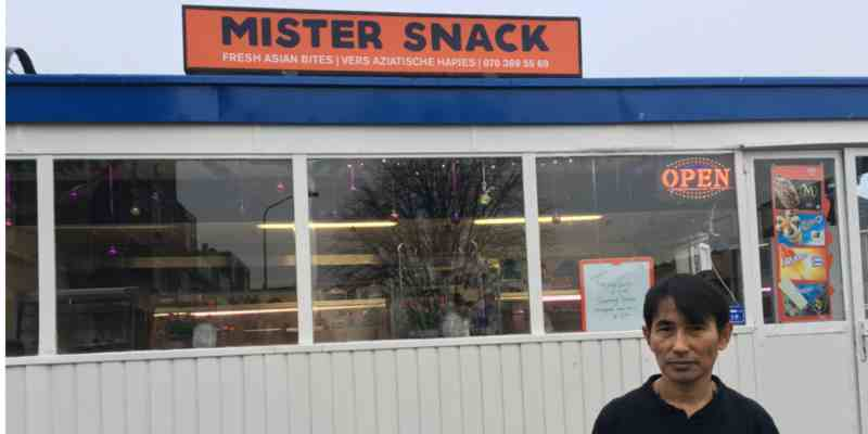 Mr Snack nieuwe eigenaren tibetanen