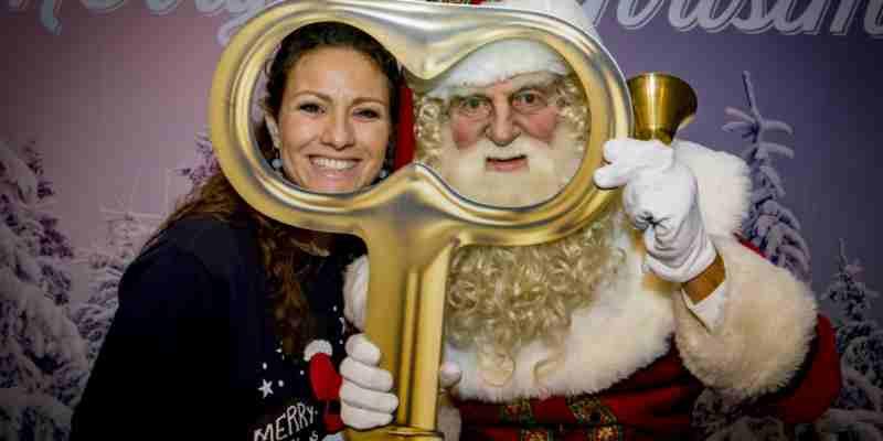 Succesvolle 3e editie Royal Christmas Fair trekt 100.000 bezoekers