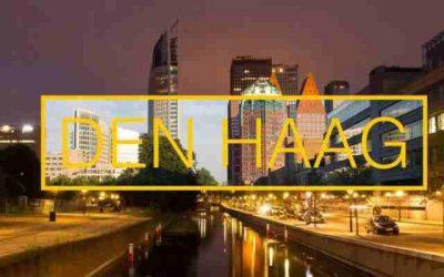Timelapse van Den Haag met mooie plaatjes