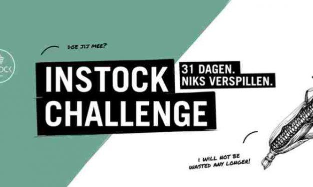 31 dagen niets verspillen met de Instock Challenge