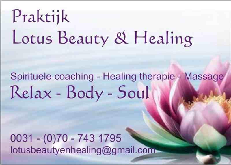 Spiritueel Coach & Healer o.a. voor coaching, healing via magnetiseren den haag