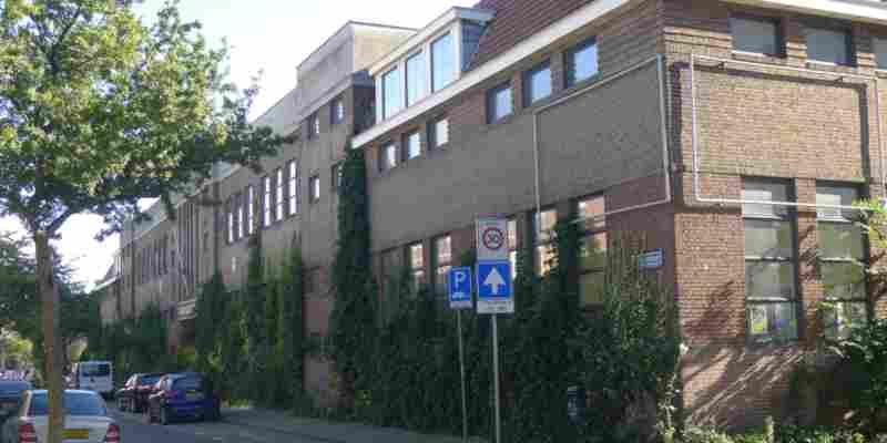 de SchoenmakersVakschool in de Crispijnstraat