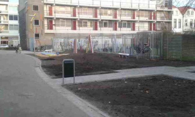 Groener en gezonder Centrum: opening plein Tivolistraat