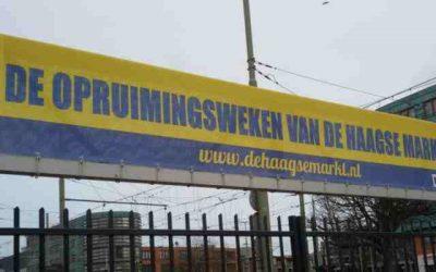 Haagse Markt organiseert 'Opruimingsweken': 10 weken lang koopjesjagen op Haagse Markt