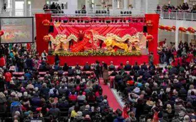 Chinees Nieuwjaar, Den Haag, zaterdag 28 januari 2017
