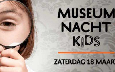 Eerste Museumnacht Kids in Den Haag