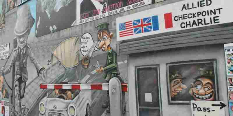 Koude Oorlog erfgoed den haag