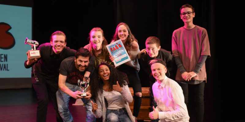 scholieren theater winnaar