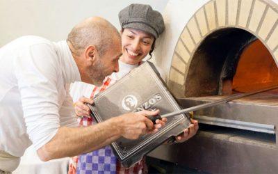 In de Kombuis: Vincenzo's