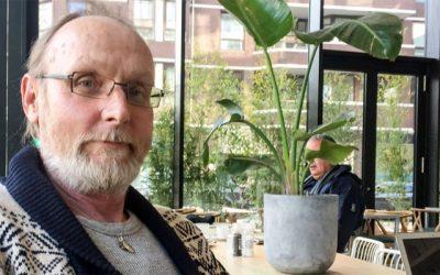 Zeeheld: Wim Reede
