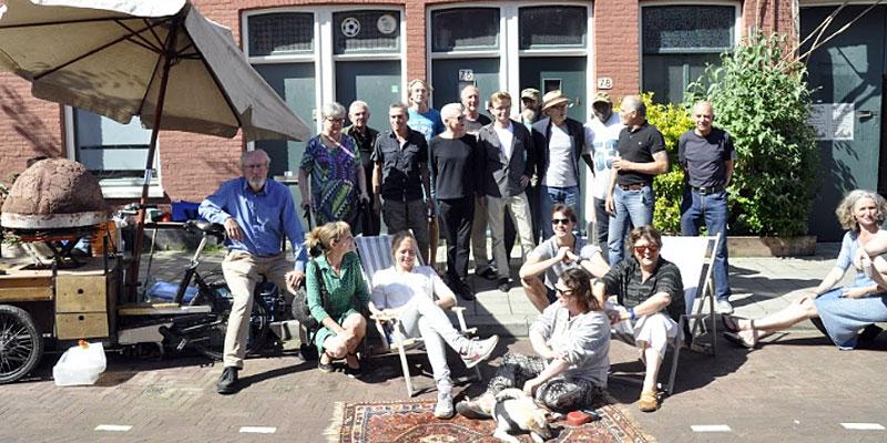 Bewoners Roggeveenstraat
