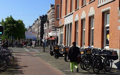 ZeeheldenKwartier is gradually becoming increasingly busy