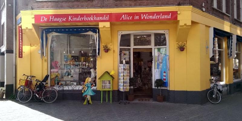 Alice in Wonderland kinderboeken