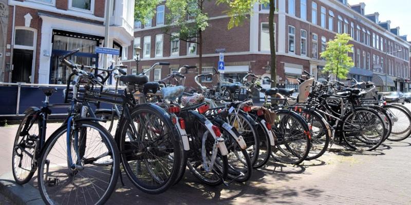 zeeheldenkwartier fietsen