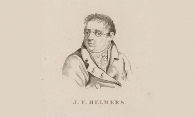 Jan Frederik Helmers (1767 – 1813): Verzetsman met de pen