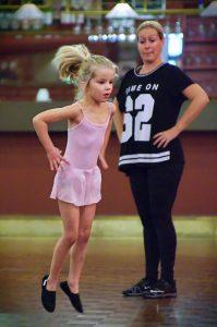 Kijkles bij Dansschool Van der Meulen-Wesseling