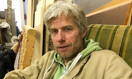 Zeeheld: Rob Vreeswijk