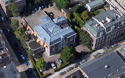 Plannen voor grootschalige bouw op locatie Villa Paulowna van de baan
