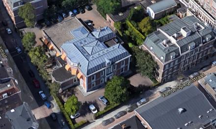 De Villa Paulowna verbouwd tot woontoren?